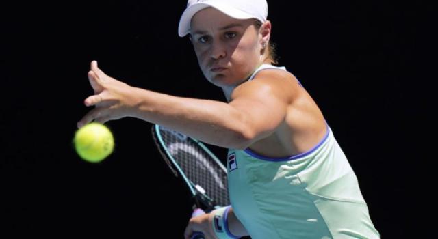 Tennis, Ranking WTA (2 novembre): Ashleigh Barty comanda sempre la classifica, Camila Giorgi numero uno italiana