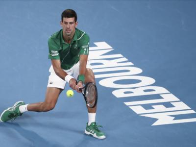 """Novak Djokovic vince gli Australian Open: """"Questo il mio campo preferito. Bryant era importante per me"""""""