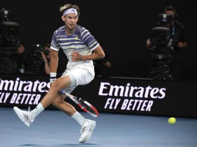 """Dominic Thiem, Australian Open 2020: """"Djokovic, complimenti. Hai portato il tennis a un livello irreale con Federer e Nadal"""""""