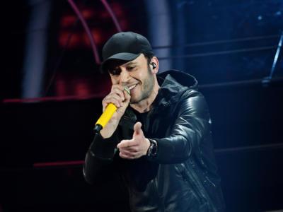 """VIDEO Rancore Sanremo 2020, l'esibizione in finale con """"Eden"""""""