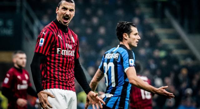 VIDEO Inter-Milan 0-2, il gol di Ibrahimovic. Colpo di testa vincente