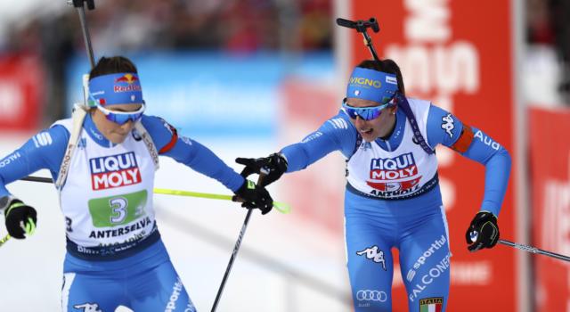 Biathlon, Italia meraviglia d'argento! Gli azzurri spaventano la Norvegia: prima medaglia ai Mondiali di Anterselva!