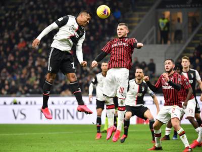 VIDEO Milan-Juventus 1-1, Highlights Coppa Italia: gol e sintesi andata semifinale. Cristiano Ronaldo risponde a Rebic