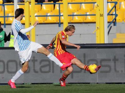 Calcio, Serie A 2020: il Lecce batte la SPAL, il Genoa travolge il Bologna