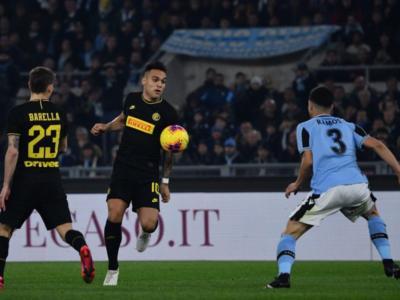 Calcio, la Lazio rimonta e batte l'Inter per 2-1 e va al secondo posto in classifica nella Serie A 2020