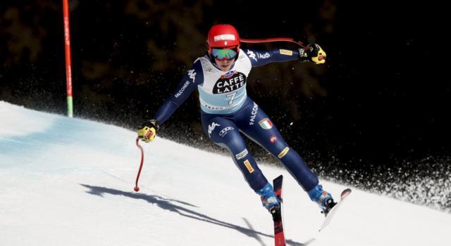 SuperG sci alpino La Thuile 2020: orario d'inizio, programma, tv, pettorali di partenza
