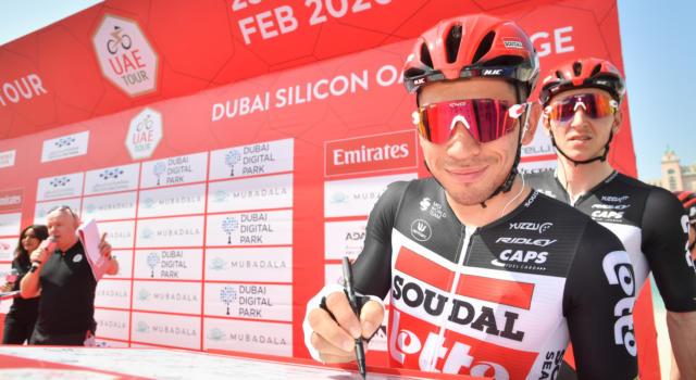 LIVE UAE Tour 2020, Quarta tappa in DIRETTA: Dylan Groenewegen conquista la volata di Dubai! Battuto Fernando Gaviria
