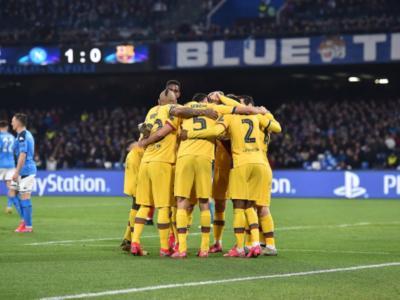 Calcio, Champions League 2020: Barcellona-Napoli si giocherà nella città catalana