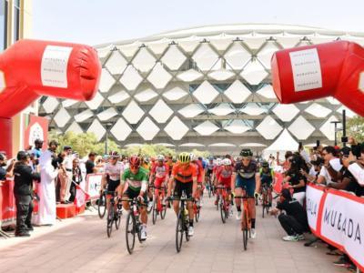 Coronavirus, fermato l'UAE Tour di ciclismo, controlli a tappeto per corridori e team ad Abu Dhabi