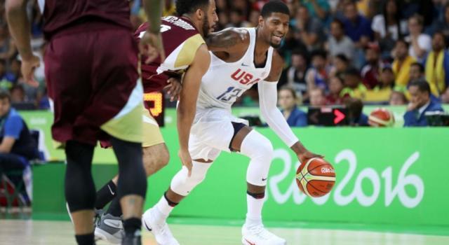 Basket, i pre-convocati degli Usa per Tokyo 2020. Dream Team con LeBron James, Paul George e Steph Curry