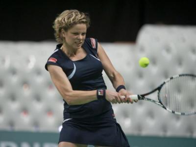 Tennis: Kim Clijsters tornerà a giocare con una wild card a Dubai