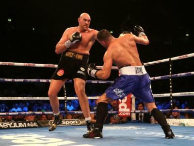 Boxe: Tyson Fury, il britannico che vuole tornare sul trono del Mondo