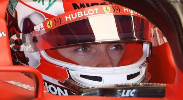F1, GP Stiria 2020: Charles Leclerc viola le norme anti-Covid e la FIA invia una lettera alla Ferrari