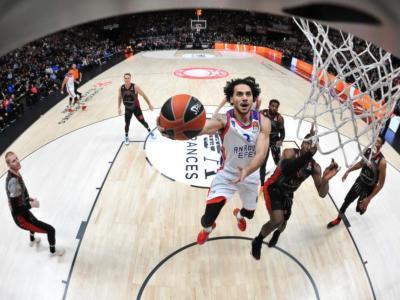 Basket, Eurolega 2020-2021: le favorite. L'Efes insegue il successo che la pandemia le ha strappato