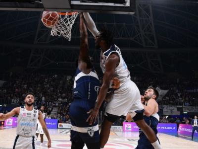 Basket: Brindisi vola in finale di Coppa Italia 2020, Fortitudo Bologna travolta con la difesa