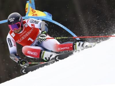 Sci alpino, Coppa Europa 2020: Mathieu Faivre vince il SuperG di Sella Nevea, terzo Guglielmo Bosca, 6° De Aliprandini