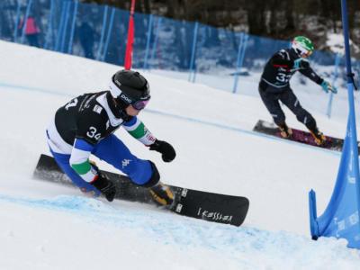 Snowboard: Mirko Felicetti sul podio nel PGS di Bannoye. Vincono Loginov ed Hofmeister
