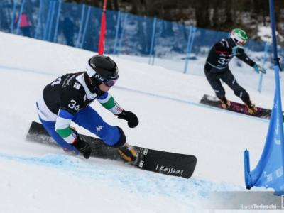 """Snowboard, Mirko Felicetti: """"Volevo cambiare tavola, alla fine non ho modificato il set up ed è andata bene"""""""