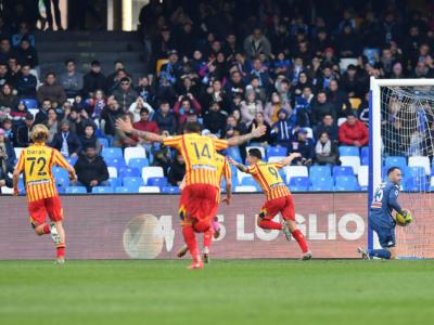 Calcio, Serie A 2020: il Napoli affonda contro il Lecce. Il Sassuolo vince all'ultimo respiro con la Spal