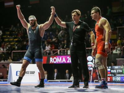 Lotta, Nikoloz Kakhelashvili non può più sbagliare: ultima chance per il pass olimpico dopo due medaglie agli Europei