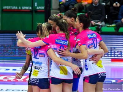 Novara-Commercecon Lodz in tv oggi: orario, programma, streaming Champions League volley femminile