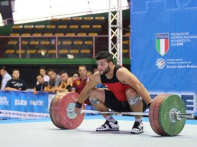 """Antonino Pizzolato: """"Vince il più testardo. Non so come ho fatto a sollevare 206 kg. Contro i big alle Olimpiadi"""""""