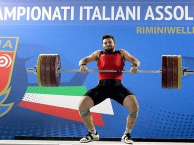 'Sognando l'Olimpo': Antonino Pizzolato, la speranza azzurra nei -81 kg del sollevamento pesi