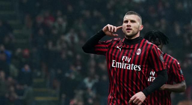 Calcio, Coppa Italia 2020: il Milan senza Ibrahimovic e Hernandez vola a Torino a caccia dell'impresa