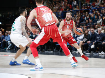 Zalgiris-Olimpia Milano, Eurolega basket 2020: programma, orario, tv, streaming