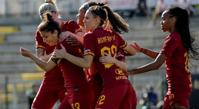 Calcio femminile, Coppa Italia 2020-2021: Roma ed Empoli vincono i recuperi del 2° turno