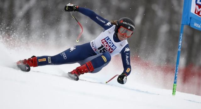 """Sci alpino, Sofia Goggia operata con successo: """"Ho passato situazioni peggiori e ne sono sempre uscita"""""""