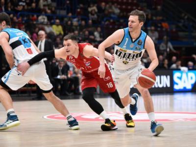 LIVE Olimpia Milano-Cremona 86-62, Coppa Italia basket 2020 in DIRETTA: i meneghini convincono contro la Vanoli e volano in semifinale!