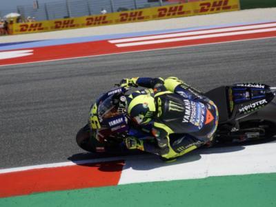 MotoGP, è un Valentino Rossi a due facce quello che esce dai test di Losail 2020. Ottimo giro secco, criticità nel long-run