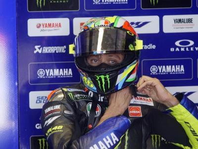 """VIDEO Valentino Rossi MotoGP: """"Contento della prima giornata, siamo più veloci e competitivi"""""""