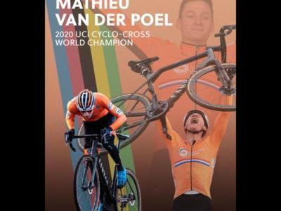 Ciclocross, Mondiale 2020: Mathieu van der Poel domina dall'inizio alla fine e conquista il terzo iride