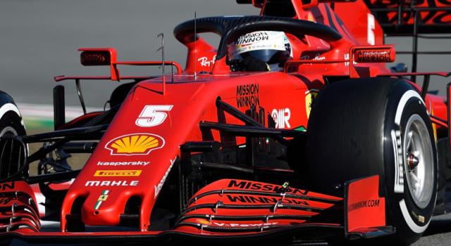 F1, la Ferrari assai svantaggiata dal cambio di regolamento tecnico? I motivi