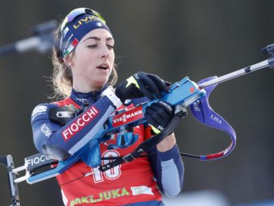 Biathlon, Mondiali Anterselva 2020: nella 15km l'Italia mira alla terza medaglia consecutiva