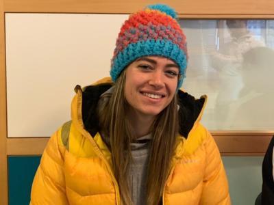 """Magdalena Wierer, biathlon: """"Mia sorella Dorothea è cool, sognava di fare la contadina, è molto naturale"""""""