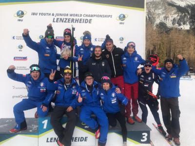 """Biathlon, Mirco Romanin: """"Il gruppo junior/giovani funziona al 100%, i ragazzi si allenano impegnandosi e si divertono"""""""