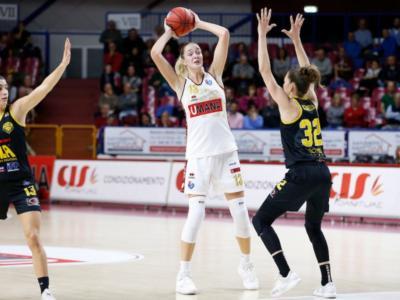 Basket femminile, Serie A1: Venezia e Schio senza problemi, Campobasso demolisce Vigarano con trenta di Bonasia