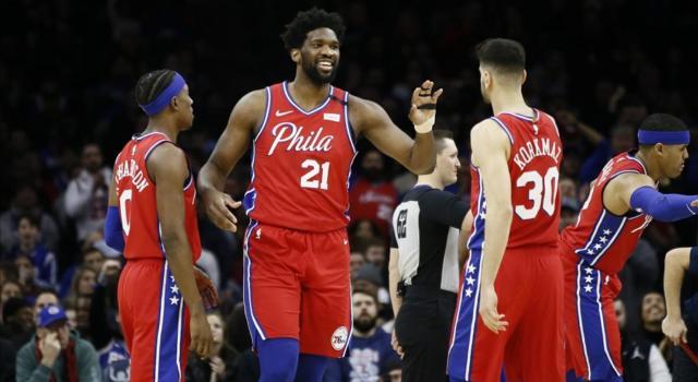 NBA, i Philadelphia 76ers non hanno intenzione di privarsi di uno tra Embiid e Simmons