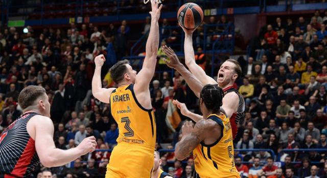 Basket, Eurolega 2020: possibile Final Eight in estate e a porte chiuse. Gli scenari e chi sarebbe qualificato