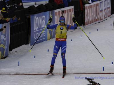 Calendario Mondiali biathlon 2021: programma, orari e tv. Tutte le gare giorno per giorno a Pokljuka