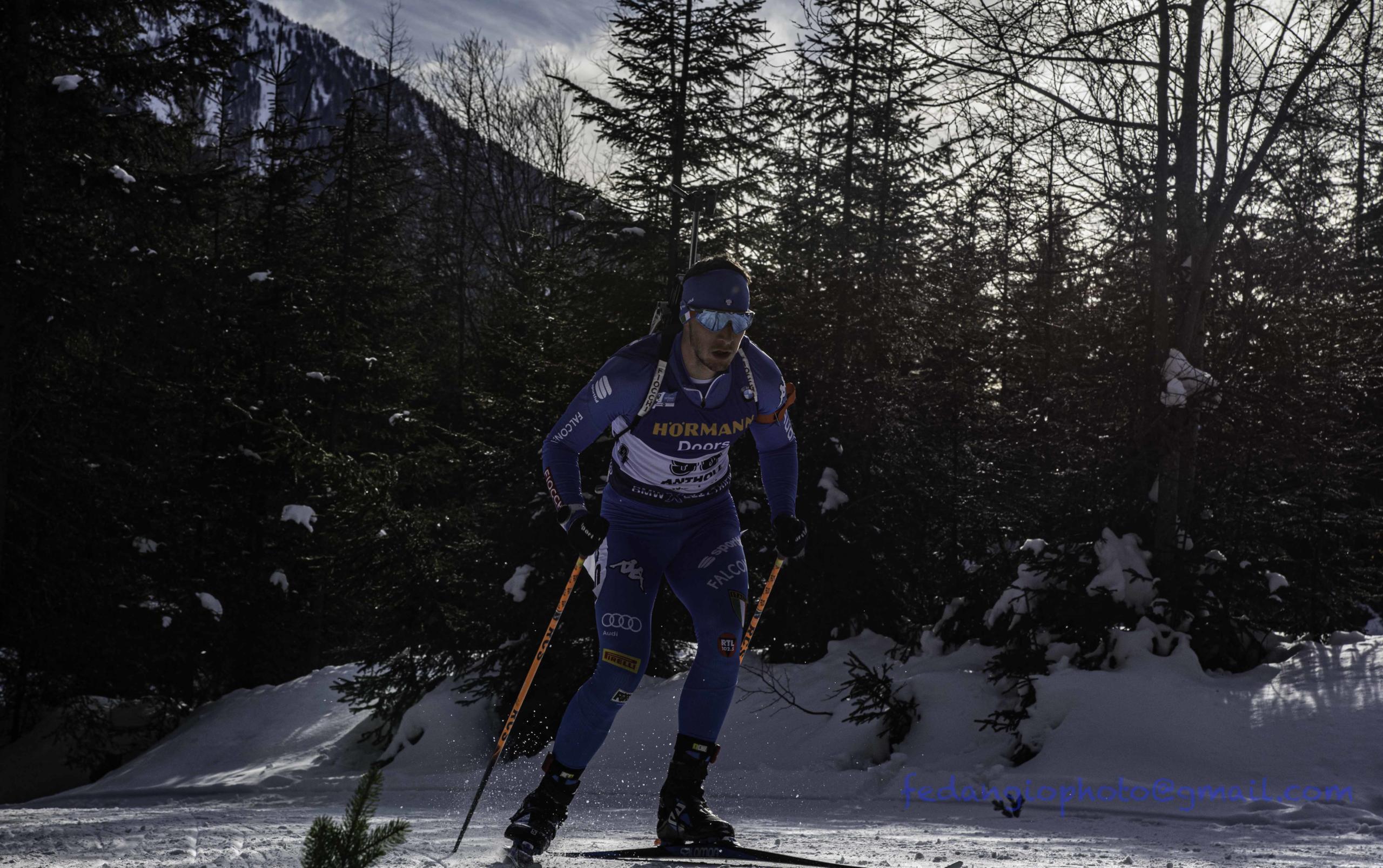 Biathlon, IBU Cup Arber I 2021: nella stafetta maschile l'Italia è ottava