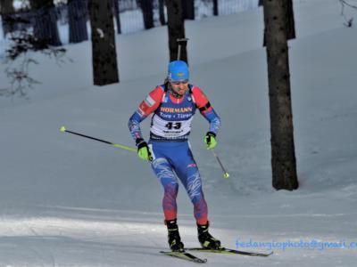 Biathlon, solo un perfetto Loginov riesce a fermare la corazzata francese. Johannes Boe esagera e paga dazio
