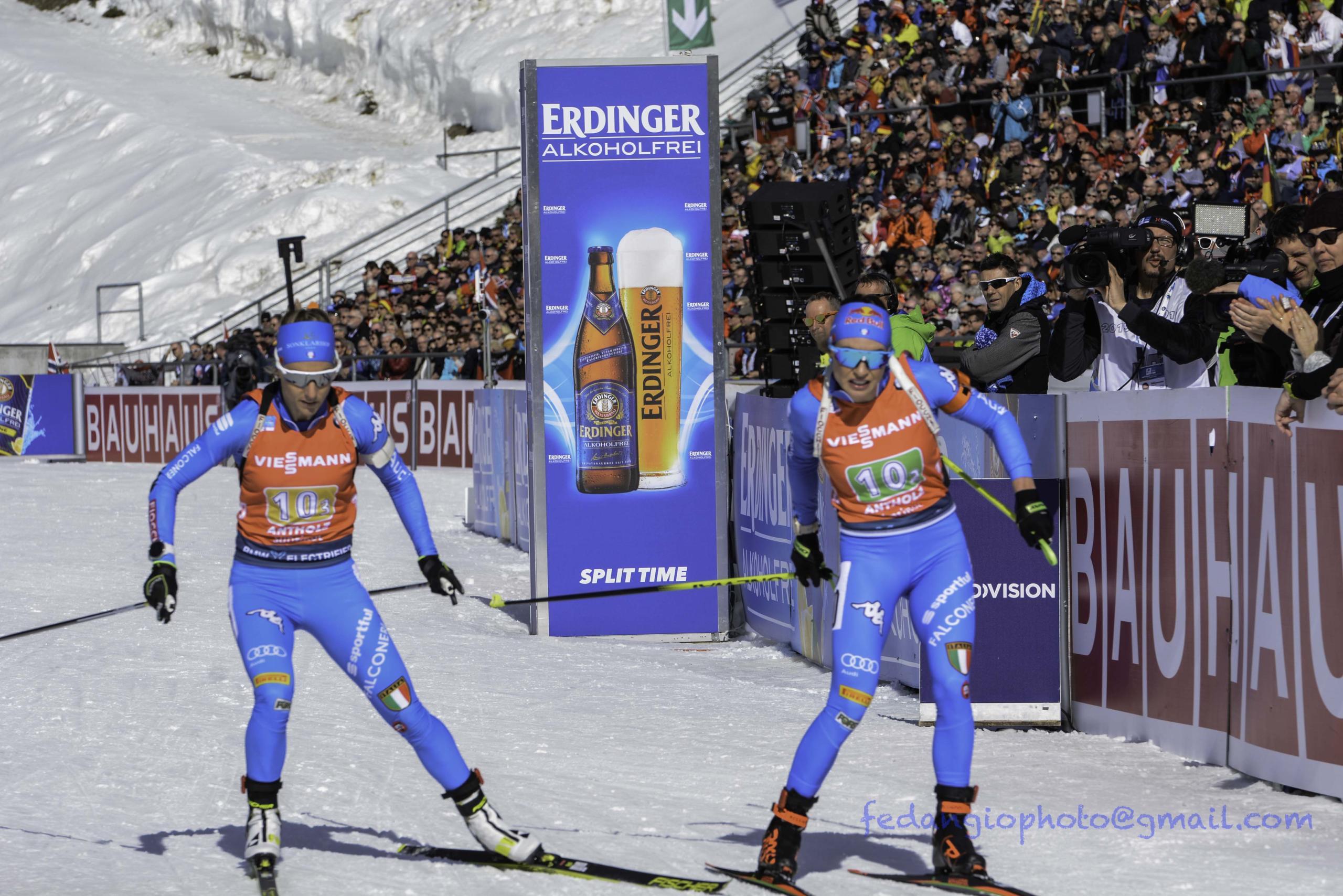 Biathlon Anterselva, orari e programma gare. Guida tv, streaming, calendario