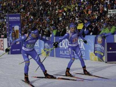 """Biathlon, Dorothea Wierer: """"Mi hanno pestato gli sci, ho speso tanto per recuperare e ho sbagliato"""""""