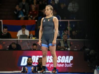Lotta, Preolimpico Sofia 2021: Dalma Caneva esce ai quarti e dice addio ai Giochi di Tokyo