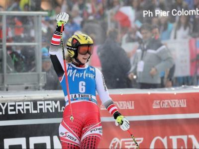 Sci alpino: infortunio al ginocchio per Nina Ortlieb, niente St. Moritz per lei