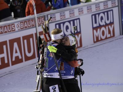 Biathlon, la Norvegia è padrona della single mixed dei Mondiali 2020. Germania e Francia a medaglia, giornata storta per l'Italia